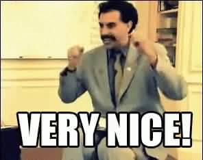 Very Nice! Borat Very Nice Meme
