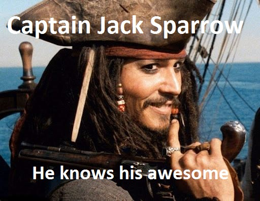 Captain Jack Sparrow He Captain Jack Sparrow Meme