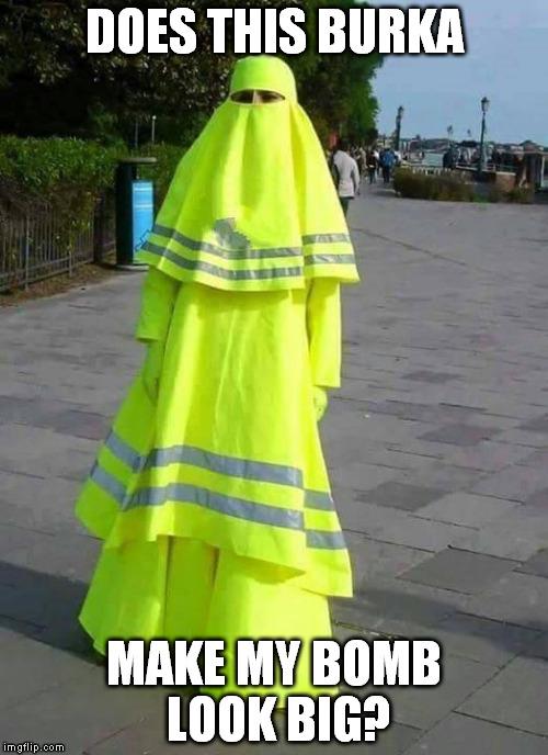Does This Burka Make Burka Meme