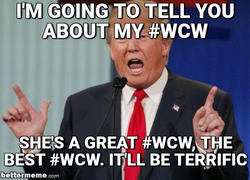 I'm Going To Tell You Wcw Meme