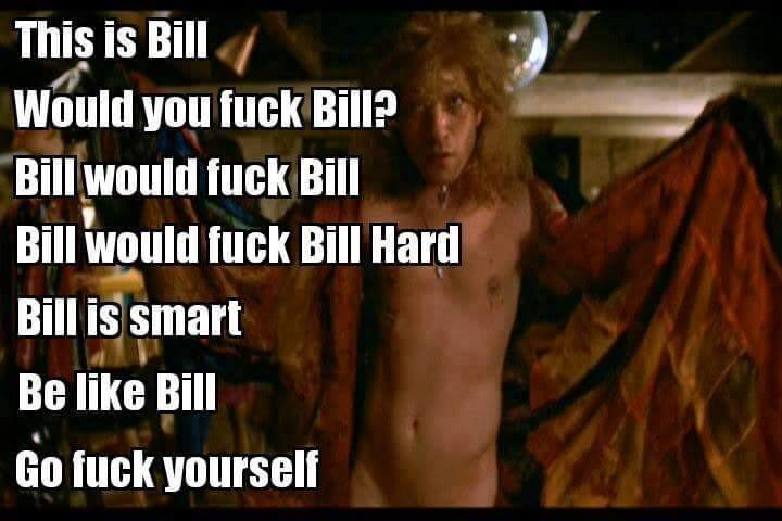 This Is Bill Would Buffalo Bill Silence Of The Lambs Meme